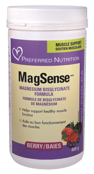 PREFERRED NUTRITION MagSense 400g*