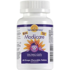 Nature's Harmony Kids Moducare Grape 60tabs