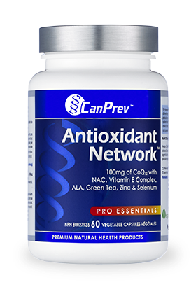 CanPrev Antioxidant Network 60Vcaps