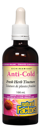 Natural Factors Anti Cold 100ML
