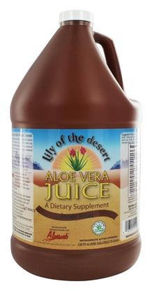 Lily of the Desert Aloe Vera Juice Inner Fillet 3.78L