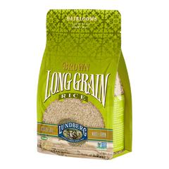 Lundberg Organic Brown Long Grain Rice 907G