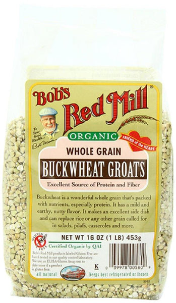 Bob's Red Mill Buckwheat Groats 453G