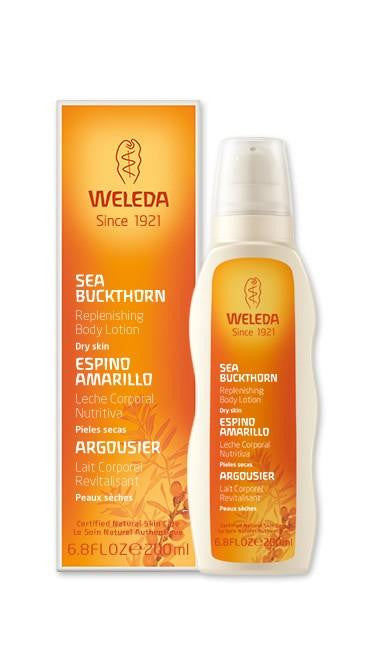 Weleda Sea Buckthorn Berry Lotion 200ml