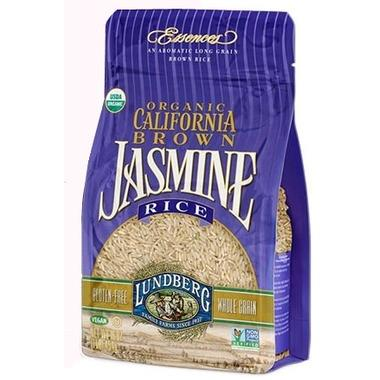 Lundberg Organic California Brown Jasmine Rice 907G