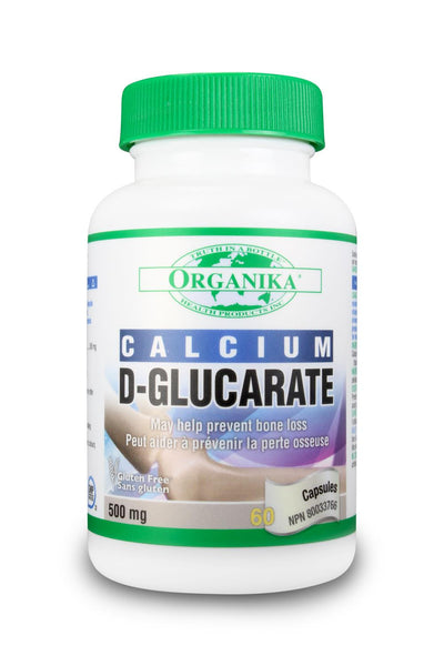 Organika Calcium D-Glucarate 60Caps