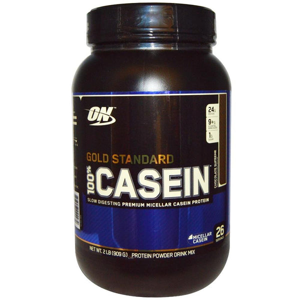 ON Gold Standard 100% Casein Chocolate 2lbs