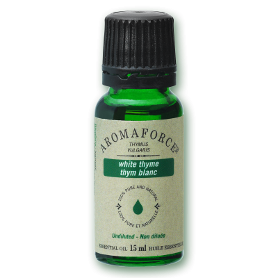 Aromaforce White Thyme Essential Oil 15ml