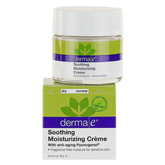Derma E Soothing Moisturizing Cream 56g