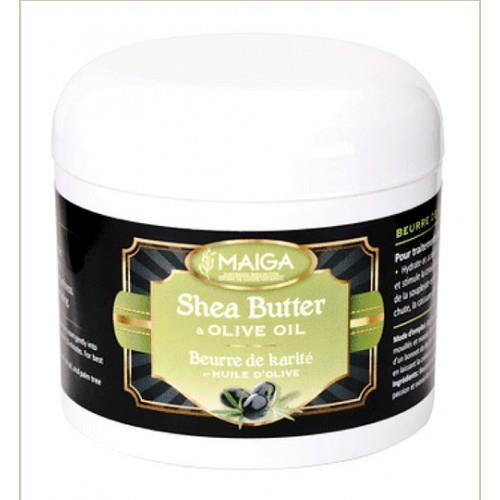 Maiga Shea Butter and Olive Oil 4OZ