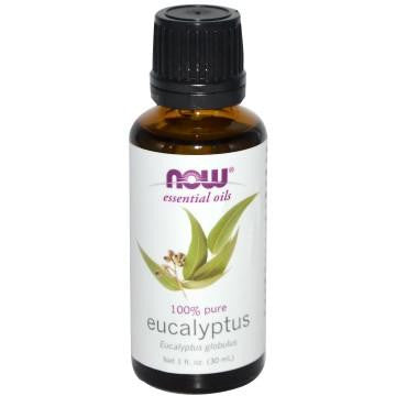 NOW EUCALYPTUS OIL 100% PURE 30ML