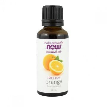 NOW ORANGE OIL 100% PURE 30ML
