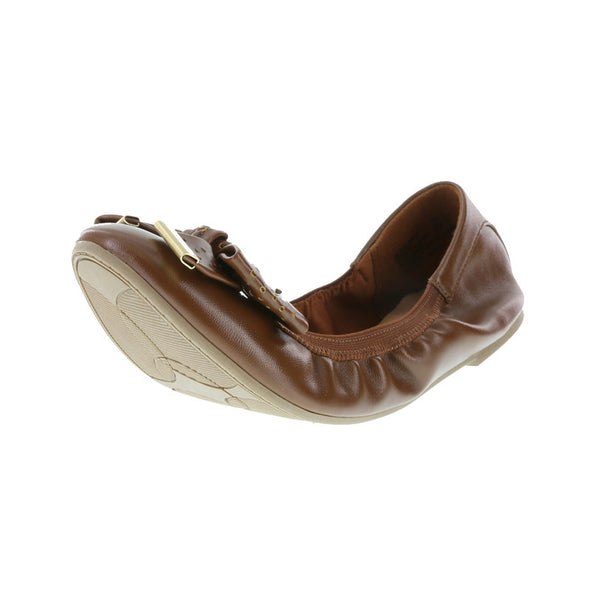 Women's Casey Bow Scrunch Flat