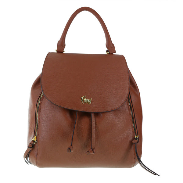 Women's Flap Zip Backpack