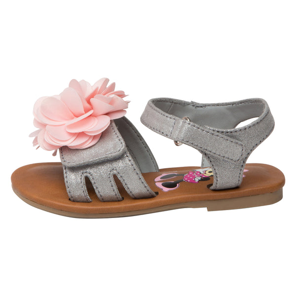Girls'  Disney-Minnie  Flower Toddler  Sandal