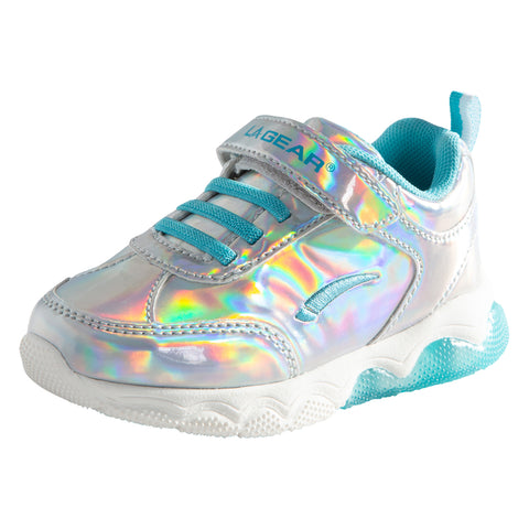Girls' Toddler LA Gear Lightd  Runner