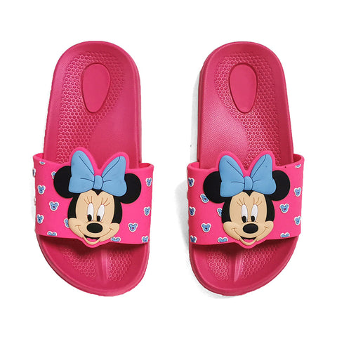 Girls' Minnie Slide Sandal