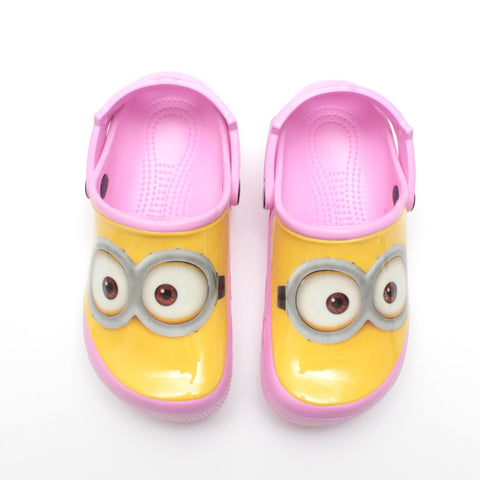 Girls'  Toddler  Minions Clogs Sandal