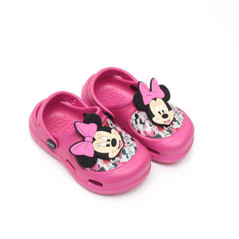 Girls' Toddler Minnie  Clogs Sandal