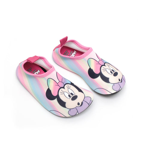 Girls' Toddler Minnie Aqua Shoes