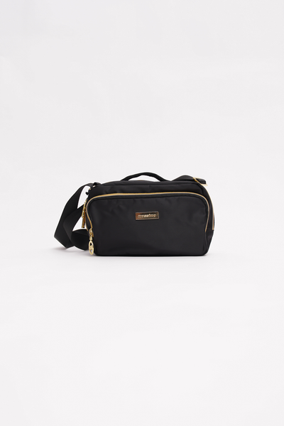 Black Shoulder Pouch - Mossimo PH