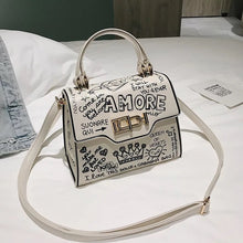 Load image into Gallery viewer, High Fashion Design Leather Hand Bag