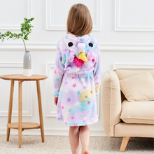Load image into Gallery viewer, STAR BRIGHT GIRL ROBE