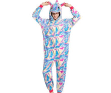 Load image into Gallery viewer, ADULT COTTON CANDY ONESIE