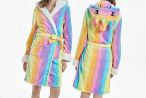 COTTON CANDY ROBE