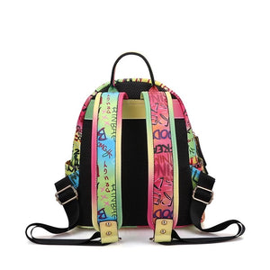 GRAFFITI MINI BACKPACK