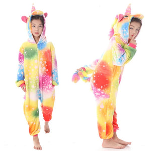 KIDS RAINBOW ONESIE