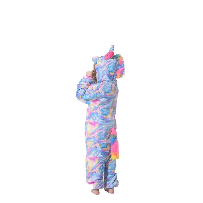 COTTON CANDY UNICORN ONESIE