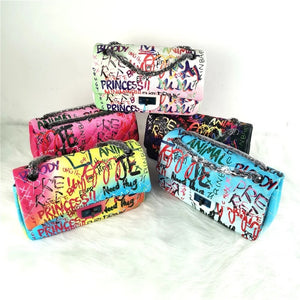 Graffiti MEDIUM HAND BAG