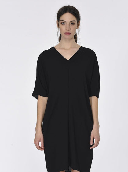 Little Black Shift Dress