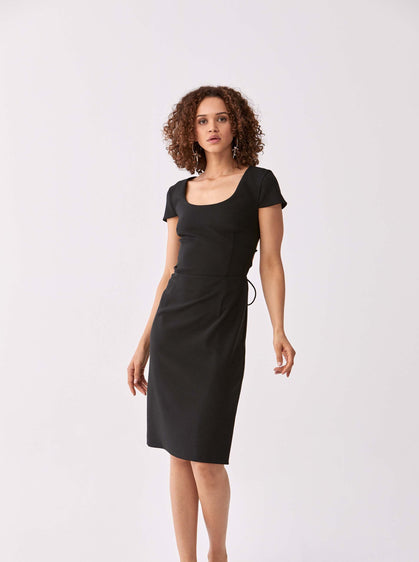 Classic Scoop Neck LBD