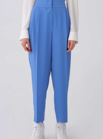 ROMAN USA-Y2112075 PANTS-- [BLUE]