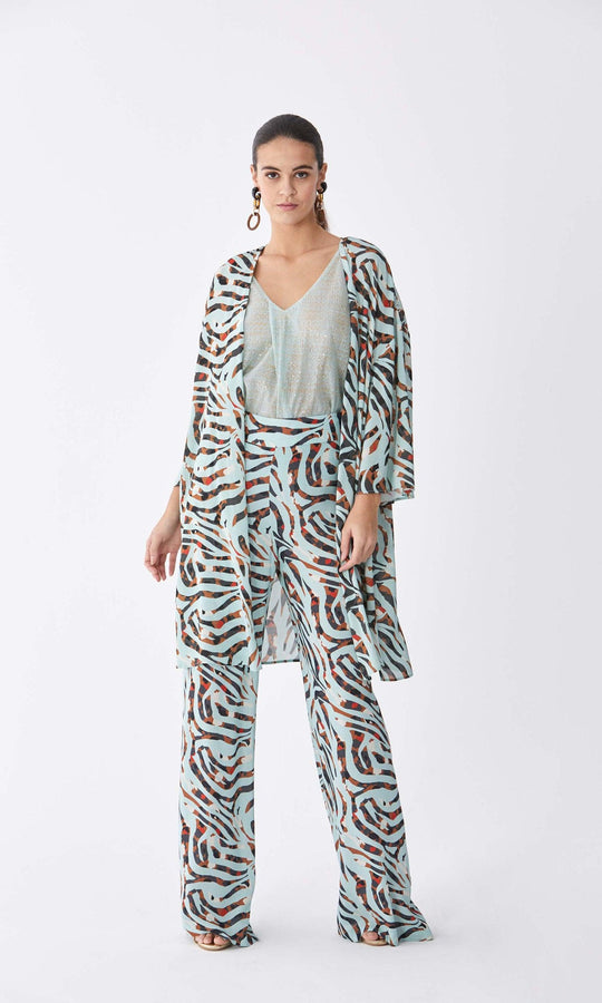 Deco Safari Tunic Robe