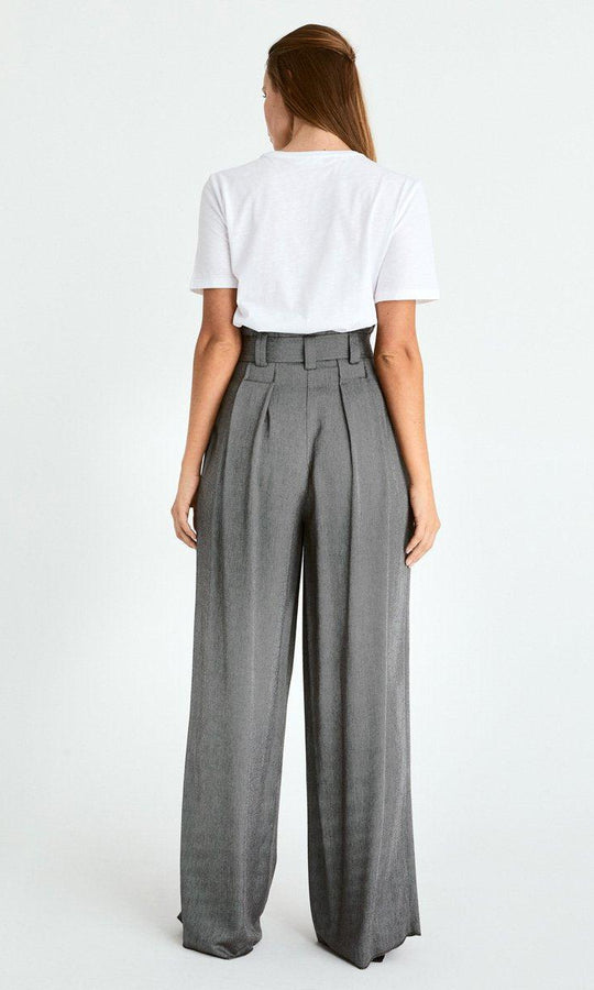 High Waisted Tulip Pant