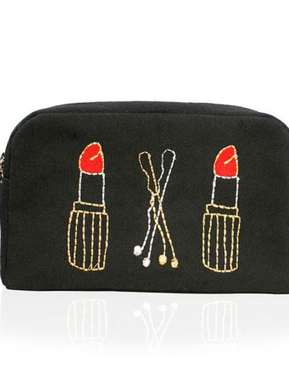 Accessories - LIPS AND CLIPS MAKE-UP BAG