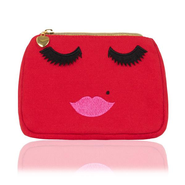 Accessories - RED FACE MAKEUP BAG