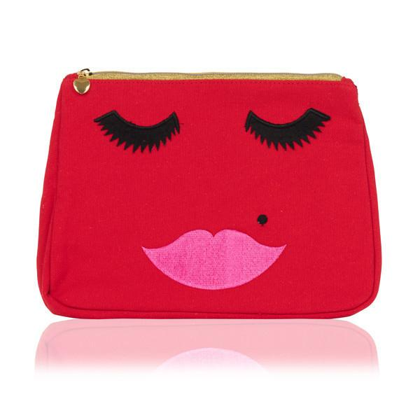 Accessories - RED FACE WASHBAG
