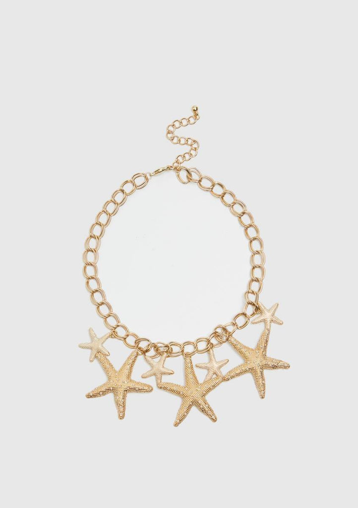 Accessories - STARFISH NECKLACE