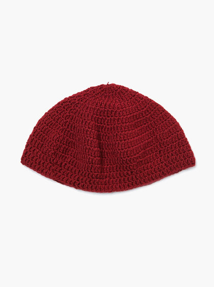 ROMAN USA-WOOL HAT-- [BLACK]