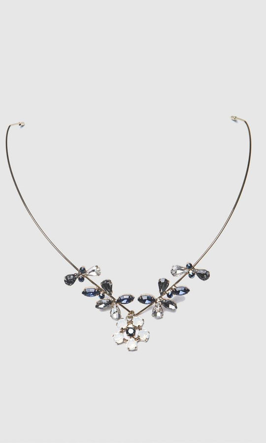 Accessory - FLOWER NECKLACE