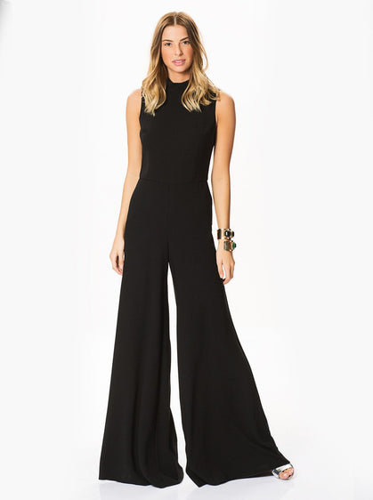 Apparel - Black Jumpsuit