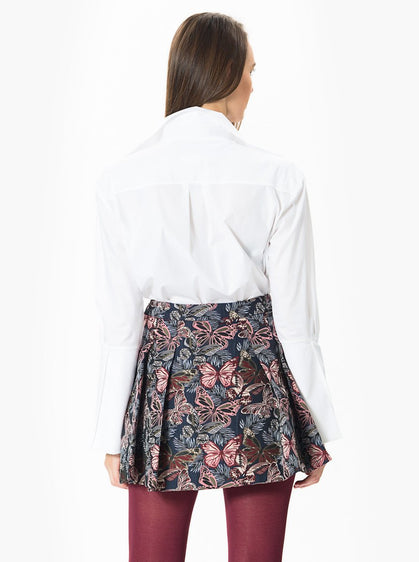 Apparel - Butterfly Print Skirt