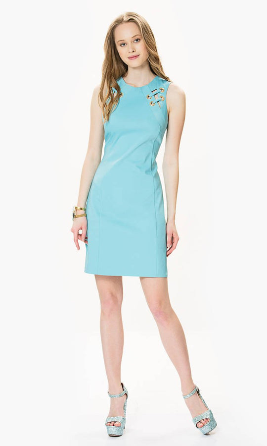 Apparel - Cotton A-Line Dress