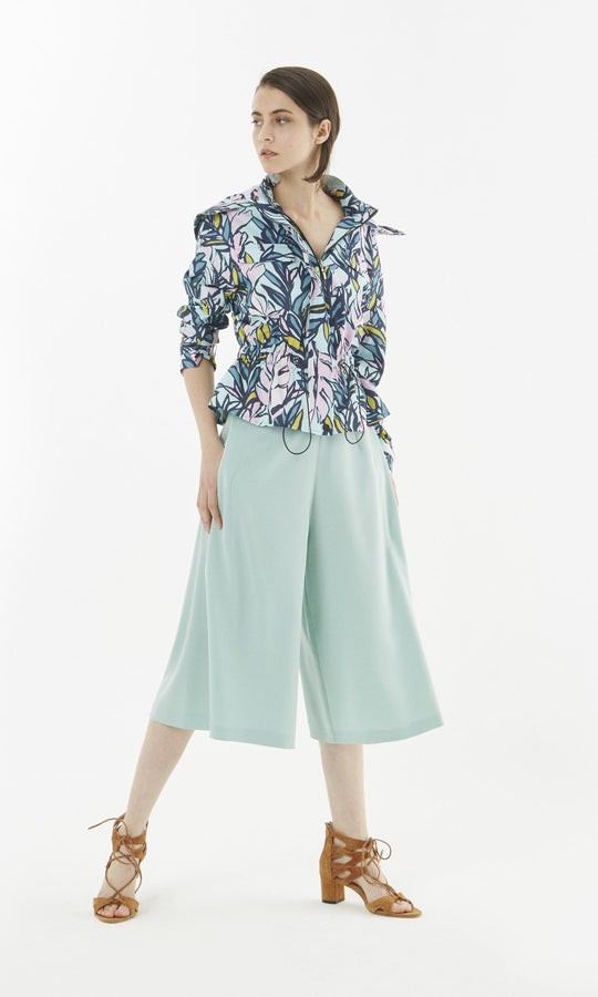 Apparel - CULOTTES WITH SLIT