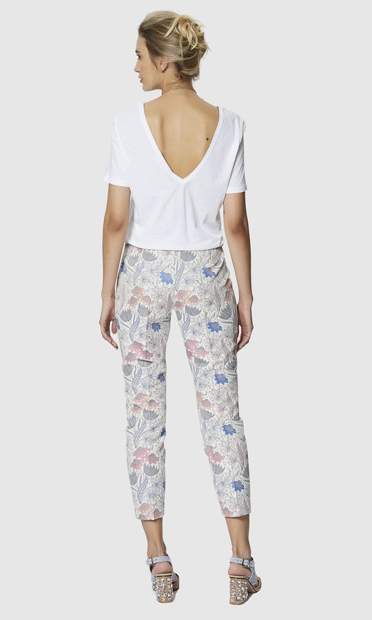 Apparel - FLORAL PANTS