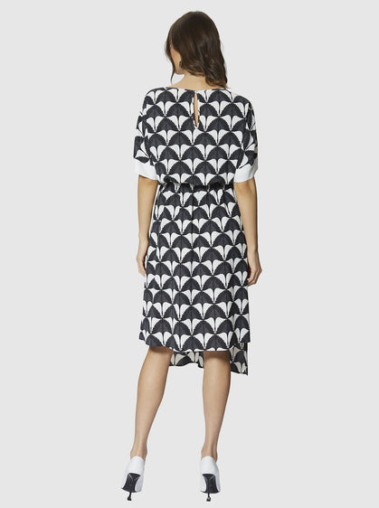 Apparel - HIGH - LOW PRINT DRESS